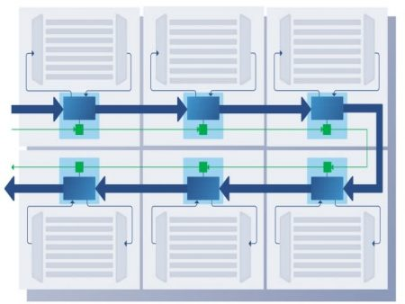 Streaming Scan Network illustration