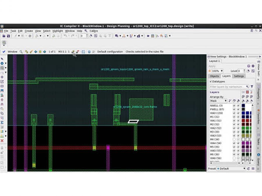 Calibre interactive screenshot - verify IP